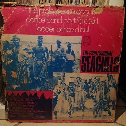 Professional Seagulls Dance Band [Philips] 1972