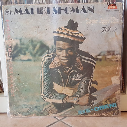Sir Maliki Showman & The Golden 9 Of Africa – Super Jogge Hit Vol.2