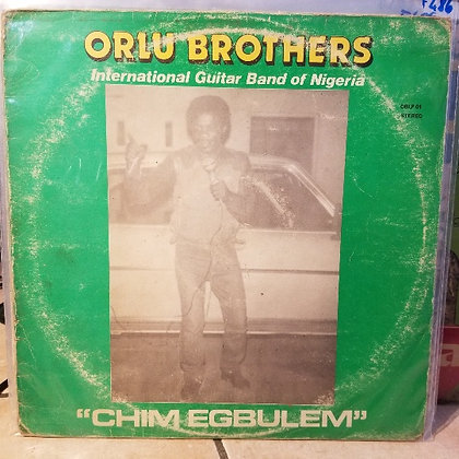 Orlu Brothers International Guitar Band Of Nigeria – Chim Egbulem