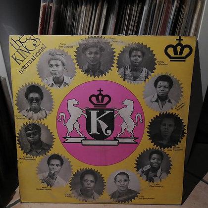 The Kings International [Chrisbus Records – CHRPS 01]