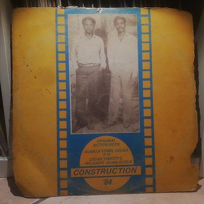 Original Action Boy - Construction 84 [Ema Sounds]