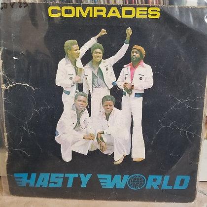 Comrades – Hasty World [Clover]
