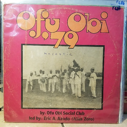 Ofu-Obi Social Club - Ofu Obi 79 [Wilfilms]