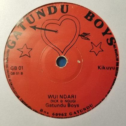 Gatundu Boys – Ururu - Ruru Mwana [Gatundu Boys]