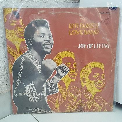 Effi Duke's Love Band – Joy Of Living [EMI]