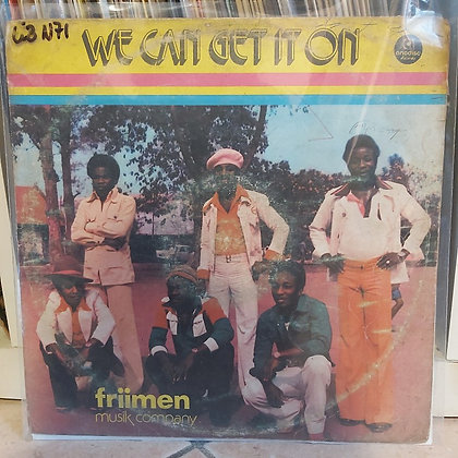 Friimen Musik Company ‎– We Can Get It On [Anodisc]