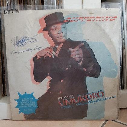 Prince Umukoro – Suffering [ Prince Umukoro – PULP 001]