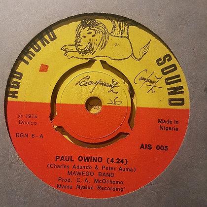 Mawego Band - Okech Konga / Paul Owino [Agu Iroko]