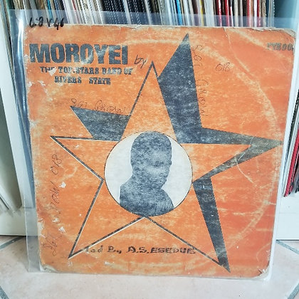 The Top Stars Band Of Rivers State – Moroyei [ Pat-Tam Records – PTR 001]