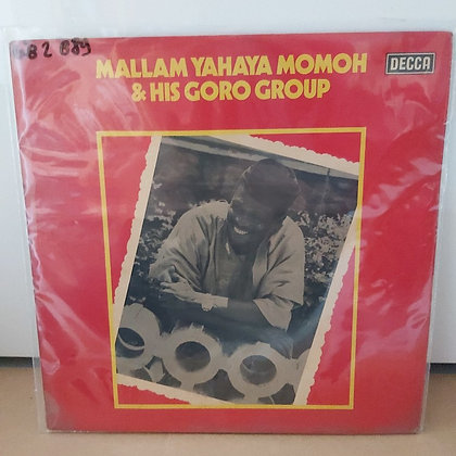 Mallam Yahaya Momoh & His Goro Group [Decca]