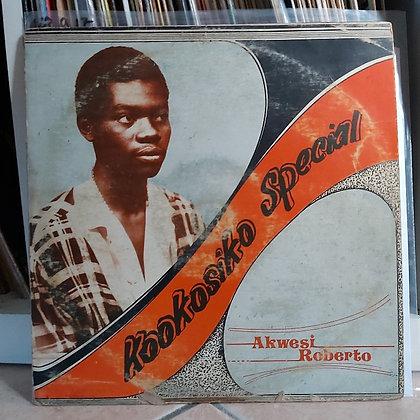 Akwesi Roberto – Kookosiko Special [Backners Records – BR 001]