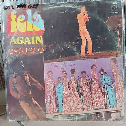 Fela And The Africa 70 – Excuse O [Coconut]