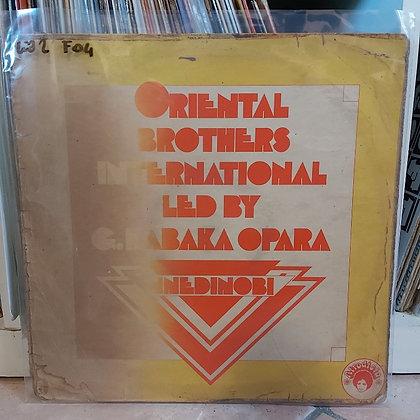 Oriental Brothers International – Nnedinobi [Afrodisia]