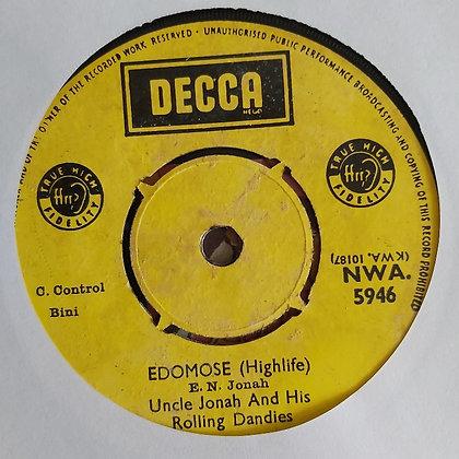 Uncle Jonah & Rolling Dandies - Emowie [Decca] NWA 5946
