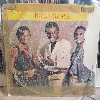 The Martin Brothers Global Band – Mon' begye' nsa n'nom [Global Records]