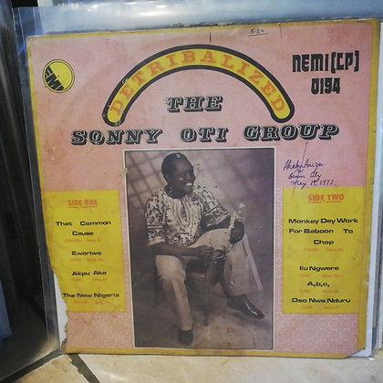 The Sonny Oti Group – Detribalized [EMI]