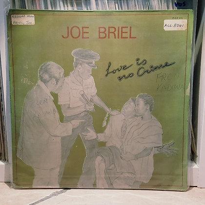 Joe Briel – Love Is No Crime [Polydor]