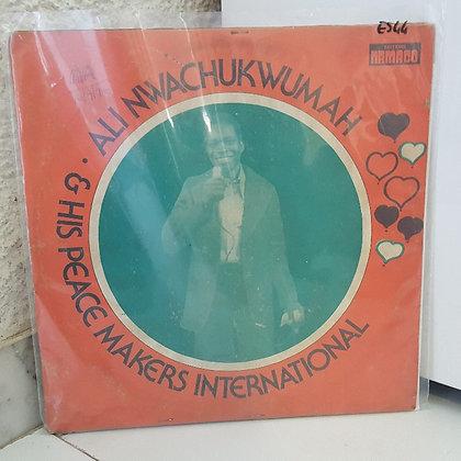 Ali Nwachukwuma & His Peace Makers International [Editions Namaco – ENLPS 11]