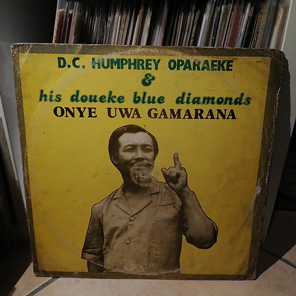 D.C. Humphrey Oparaeke & His Doueke Ble Diamonds [REGO]