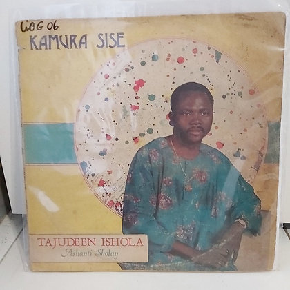 Tajudeen Ishola - Kamura Sise [Tayo Records]