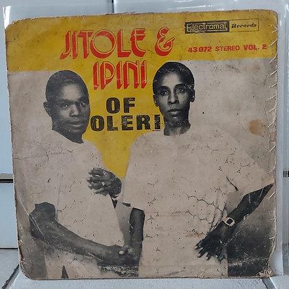 Jidole & Ipini Of Oleri [Electromat]