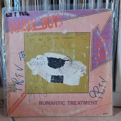 Naval Boys – Romantic Treatment [Ahanmisi Records – AR 003]
