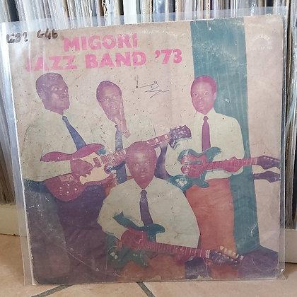 Migori Jazz Band – Migori Jazz Band '73 [Sungura]