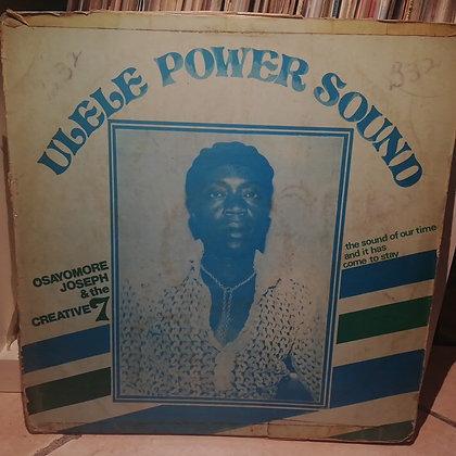 Osayomore Joseph & The Creative 7 – Ulele Queen [Philips]