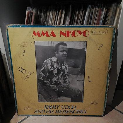 Jimmy udoh & His Messengers - Mma Nkoyo [Fontana]