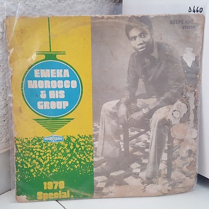 Emeka Morocco & His Group - 1979 Special [Bravo]