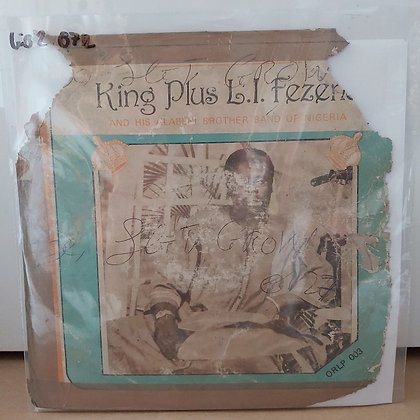 King Pius L.I. Fezena And His Alabeni Brother - Fine Baby [Ogofa]
