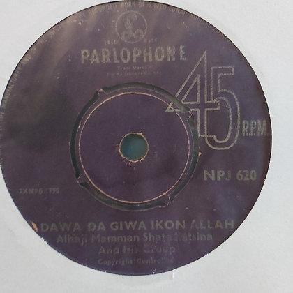 Alhaji Mamman Shata Katsina - Dawa Da Giwa [Parlophone]