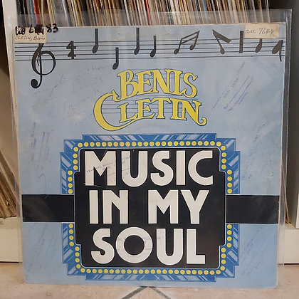 Benis Cletin – Music In My Soul [Soundpoint – SOP 028]