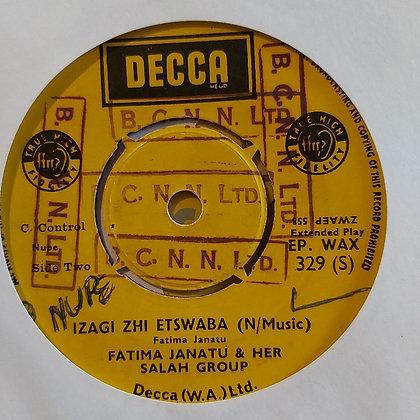 Fatima Janatu & her Salah Group - Izagi Zhi Etswaba [Decca]