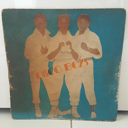 DISCO BOYS - Nigi-Bootleg - Boogie