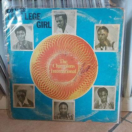 The Champions International – Lege Lege Girl [Chrisbus Records – CHRPS 03]