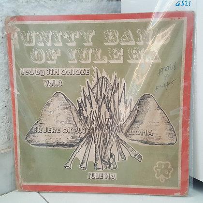 Unity Band Of Iuleha – Vol. 3 [Ijebor Records – ITL 045]