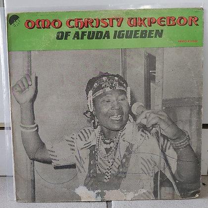 Omo Christy Ukpeborj Of Afuda Igueben [EMI]