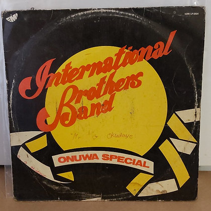 International Brothers Band – Onuwa Special [EMI]