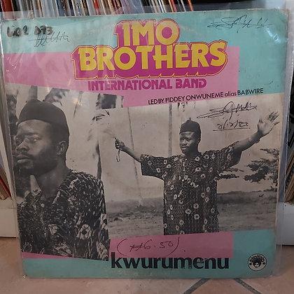 Imo Brothers International Band – Kwurumenu [Afrodisia]