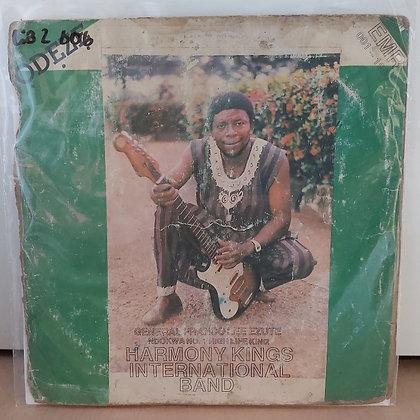 Harmony Kings International Of Nigeria – Odeze [Coconut]
