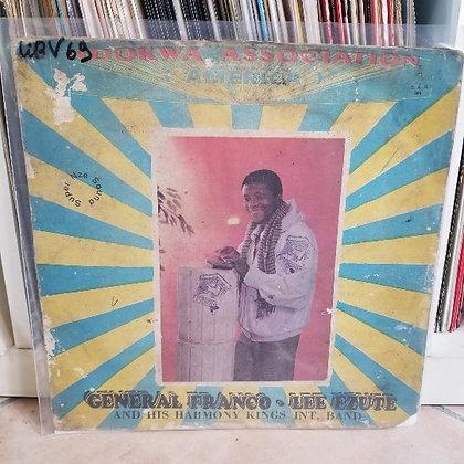 Franco Lee Ezute – Ndokwa Association (America) [EM Records]
