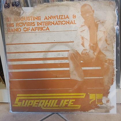 St. Augustine Anwuzia & His Rovers International Band Of Africa – Superhilife