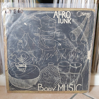 Afro Funk ‎– Body Music [ Kabana Records]