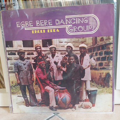 Egbe Bere Dancing Group - Ekoli Edda [BEN]