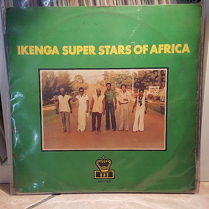 Ikenga Super Stars Of Africa [RAS ‎– ASALPS 15]
