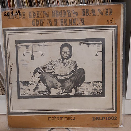 Golden Boys Band Of Africa [Decco Sounds]