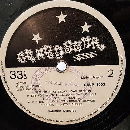 VA Reggae Compilation , Santic , Ronnie David [Greand Star]