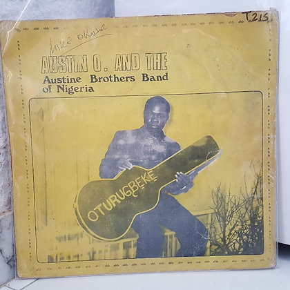Austin O & The Austine Brothers Band Of Nigeria [EPL Records]