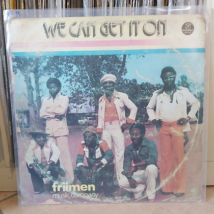 Friimen Musik Company – We Can Get It On [Anodisc]